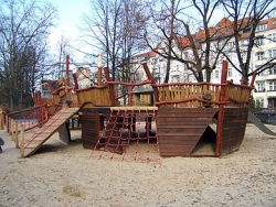 Piratenspielplatz - Charlottenburg